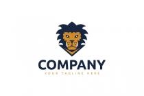 Yellow lion logo - photo#50