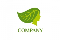 Eco Woman Logo