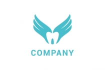 Winged Tooth Logo