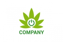 Cannabis Power Logo