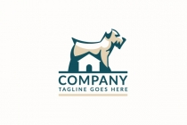 Dog Boarding Logo