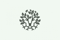 Lion Tree Logo