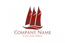 Red Ship Logo