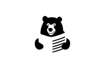 Reading Bear Logo