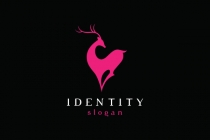 Graceful Deer Logo