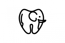 Elephant Tooth Logo
