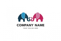 Elephants Love Logo