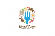 Brunch Logotype Logo
