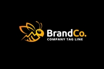 Business Bee Logotype...