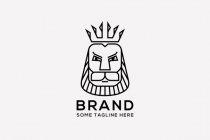 King With Crown Logo