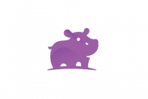 Purple Hippo Logo