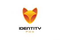 Modern Fox Head Logo