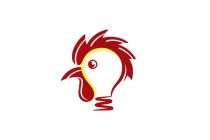 Light Bulb Rooster...