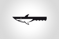 Shark Knife Logo