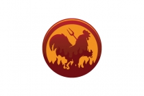 Bbq Chicken Logo