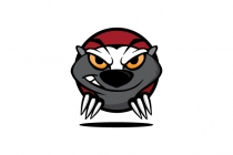 Mad Honey Badger Logo