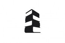 3d Book Tower Logo