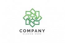 Green Lion Logo