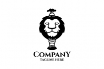 Ethnic Lion Logo