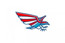 Flag Eagle Logo