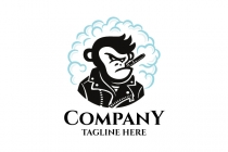 Vaping Monkey Logo