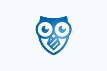 Business Owl Logo