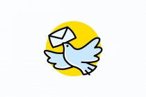 Dove Message Logo