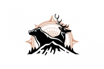Deer Bear Logo