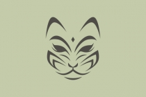 Cat Mask Logo
