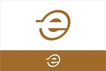 Golden E Logo