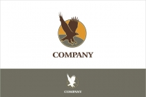 Amazing Eagle Logo