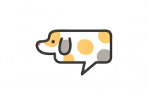 Dog Chat Logo