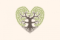 Tree Heart Logo