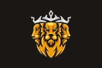 3 Lion King Logo