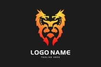 Lion Dragon Logo