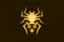 Spider Lion Logo