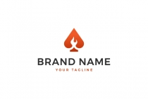 Flame Game Logo