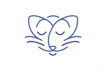Satisfied Cat Logo