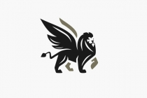Winged Lion Logo