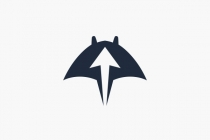 Arrow Manta Ray Logo
