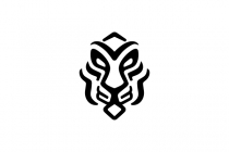 Tiger Face Logo