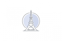 French Food Logo