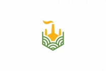 Farm Industry Logo