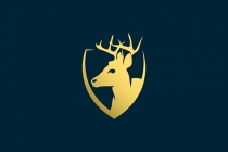 Golden Deer Logo