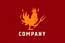 Fire Rooster Logo