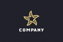 Moving Star Logo