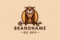 Owl Real Estate Logo