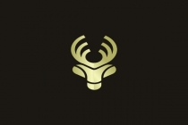 Luxurious Deer Logo