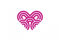 Dog Heart Logo