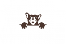 Bulldog Puppy Logo